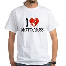 I Heart Motocross Shirt