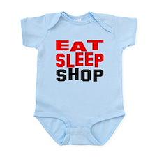 Unique Shopping mall Infant Bodysuit