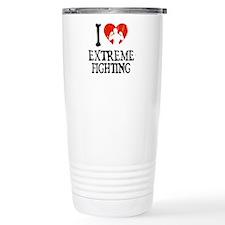 I Heart Extreme Fighting Travel Mug
