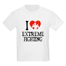 I Heart Extreme Fighting T-Shirt