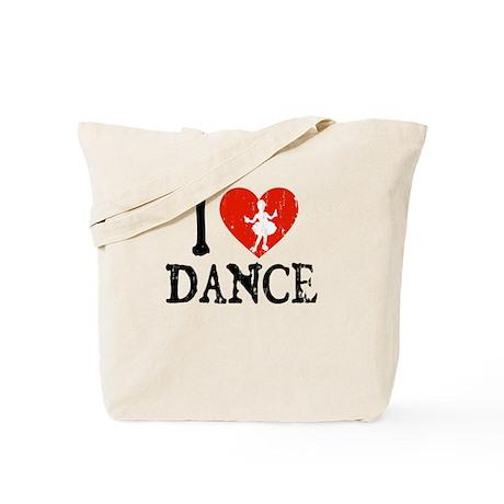 I Heart Dance 3 Tote Bag