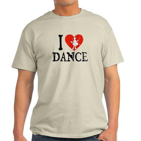 I Heart Dance 3 Light T-Shirt