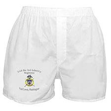 2nd Bn 3rd Infantry Regiment Boxer Shorts