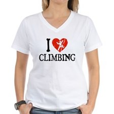 I Heart Climbing - Picto Shirt