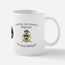2nd Bn 3rd Infantry Regiment Mug