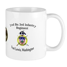 2nd Bn 3rd Infantry Regiment Small Small Mug