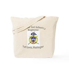 2nd Bn 3rd Infantry Regiment Tote Bag
