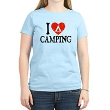 I Heart Camping - Picto T-Shirt
