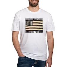 Minimum Government, Maximum F Shirt