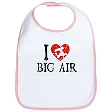 I Heart Big Air - SkateBrd Bib