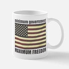 Minimum Government, Maximum F Mug