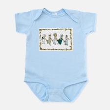 Follow the Leader Infant Bodysuit
