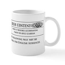 Irish Audiences Mug
