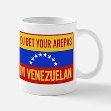 Funny Venezuelan Mug