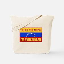 Funny Venezuelan Tote Bag