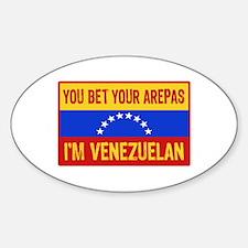 Funny Venezuelan Decal