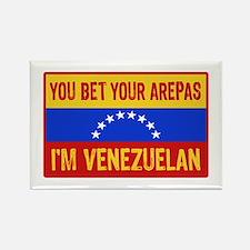 Funny Venezuelan Rectangle Magnet