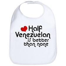 Half Venezuelan Bib