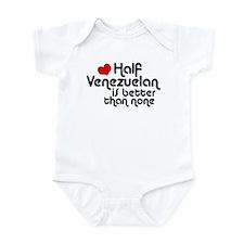 Half Venezuelan Infant Bodysuit