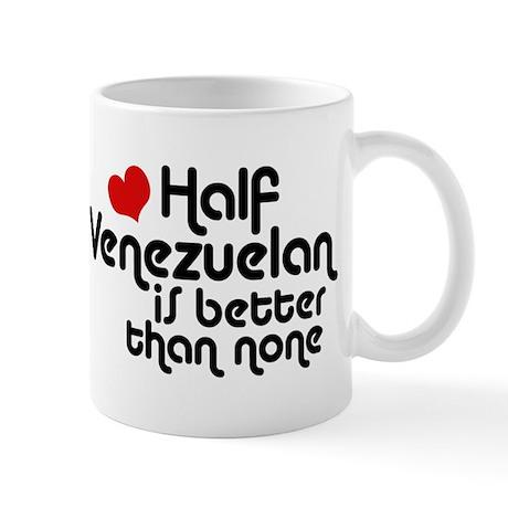 Half Venezuelan Mug