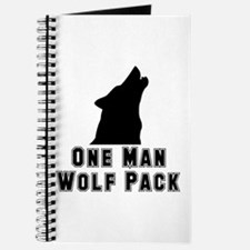One Man Wolf Pack Journal
