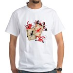 Squid Cards White T-Shirt
