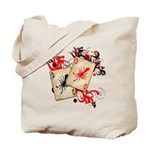 Squid Cards Tote Bag