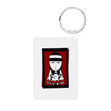 Goth Girl Keychains