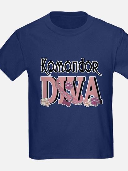Komondor DIVA T