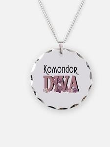 Komondor DIVA Necklace