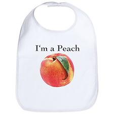 Peach Bib