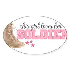 Funny Sister army Decal