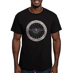 Anniversary Gear Men's Fitted T-Shirt (dark)