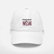 Keeshond MOM Baseball Baseball Cap