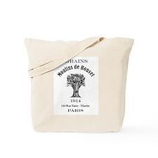 Moulins de Bouvet Tote Bag
