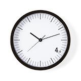 420 clock Wall Clocks