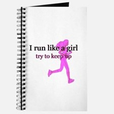 I Run Like a Girl Journal