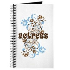 Actress Gift Journal