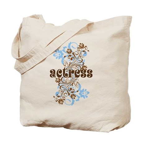 Actress Gift Tote Bag