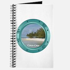 Coco Cay Porthole Journal