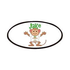 Little Monkey Jake Patches
