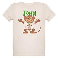 Little Monkey John T-Shirt