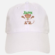 Little Monkey Jaden Baseball Baseball Cap