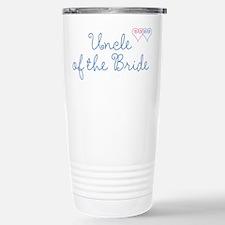 Groom Stainless Steel Travel Mug