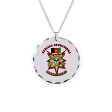 SOF - Special Operations - Afghanistan Necklace