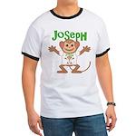 Little Monkey Joseph Ringer T