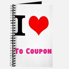 I Love To Coupon Journal