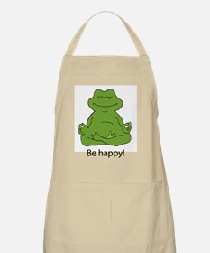 Apron - Happy Frog cooking!