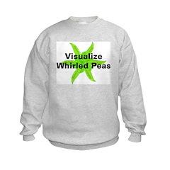 Whirled Peas Sweatshirt