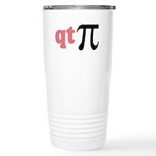 Math Humor QT Pi Travel Mug